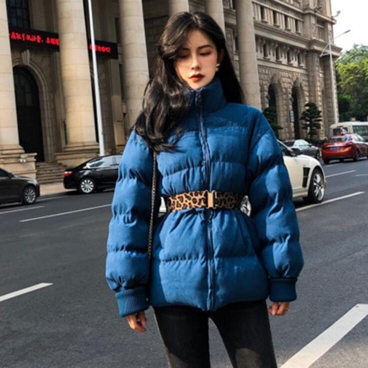 Abrigo Capucha 2 1 Mujer Tamaño Chaqueta Parkas Espesar Invierno xFw1q0A5O6