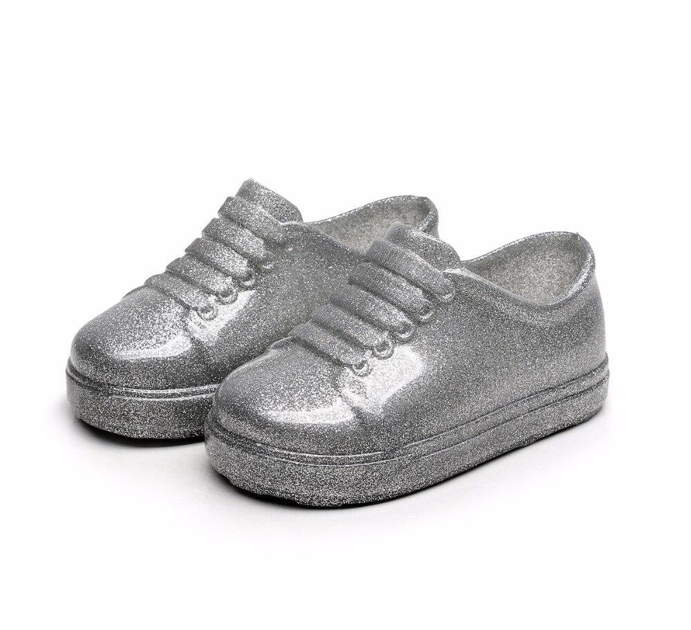 Mini Melissa 2020 New Sports Shoes Breathable Sneakers Mini Melissa Children Shoes Boy Girl Sneakers Fashion Melissa Shoes