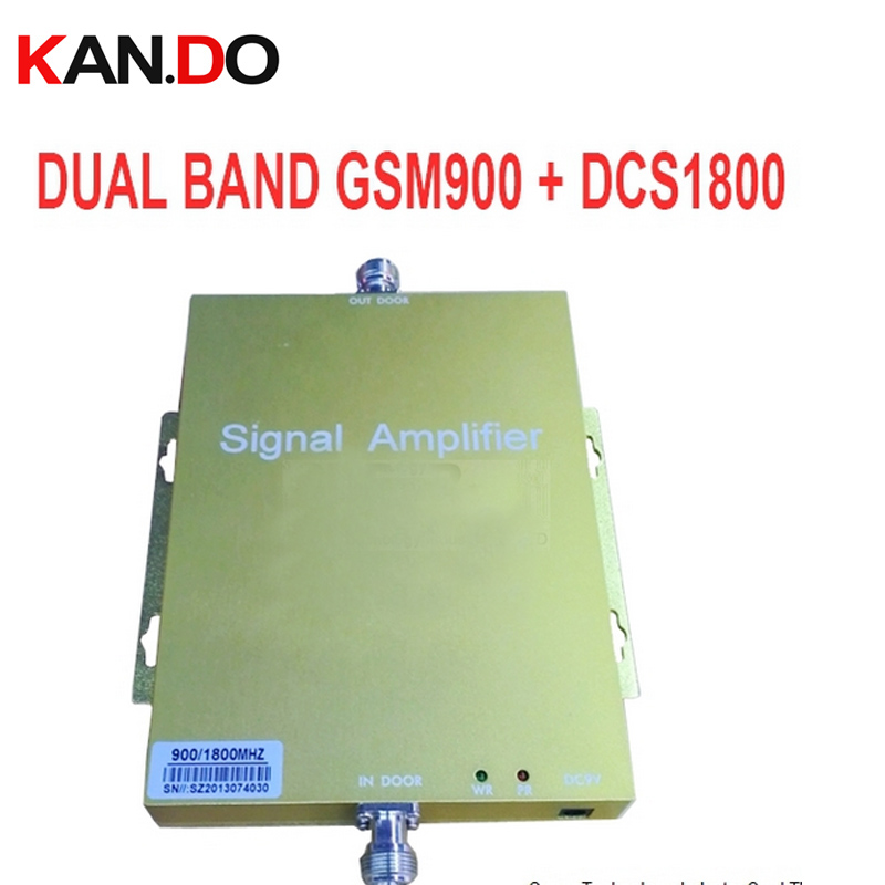 New Model 27 Dbm Gain 65 Dbi Dual Bands GSM DCS Booster Repeater Dual Bands Booster DCS Repeater 1800MHZ Booster Gsm Repeater