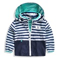 2016 Spring&Summer Fashion Children Jackets Hooded Outdoor Raincoat Kids Clothes Waterproof Baby Boy Clothing Sports Outerwear