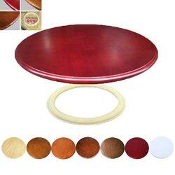 HQ WL3 90 см/36 дюймов Dia Вращающийся поворотный стол большой ленивый Susan 360 градусов поворотный для обеденного стола 8 цветов на выбор