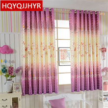 19 models Specials short Pastoral semi-shade curtains for Living Room /Kitchen /Bedroom /Window short curtains custom finished