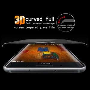 Image 4 - 3D Cong Tempered Glass Cho Huawei Mate 9 Pro Đầy Đủ Bìa 9 H Bảo Vệ phim Bảo Vệ Màn Hình Cho Huawei Mate 9