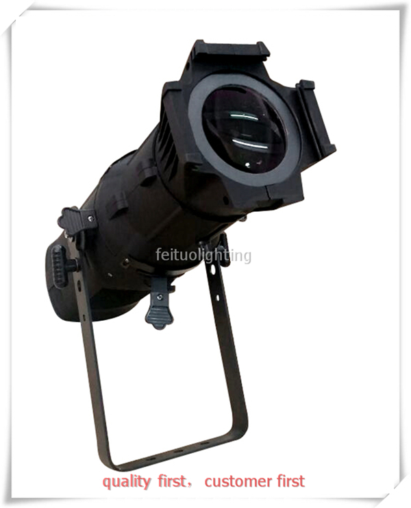 Free shipping LED Profile Stage light DMX LED Studio 180w or 200w led profile spotlight stage light