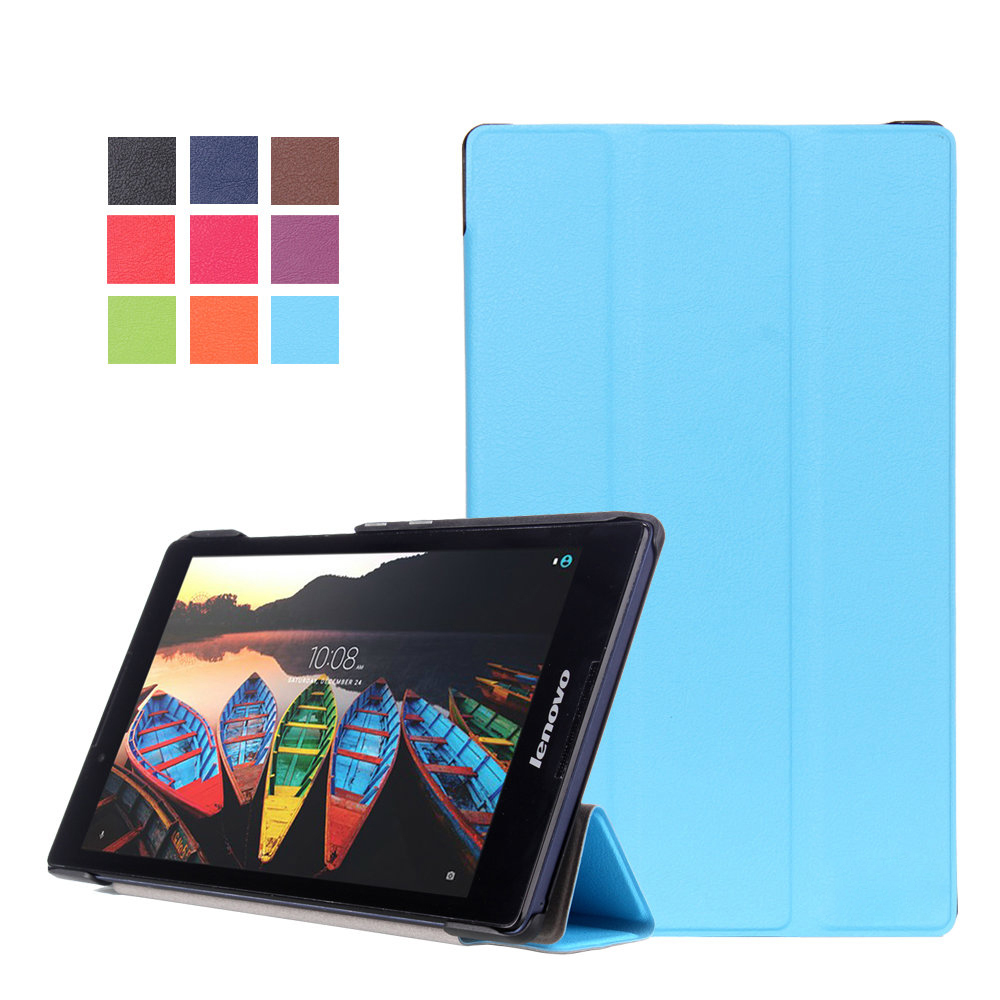 2016 New Tab3 8 inch Tablet TB3-850M Case Flip Cover For Lenovo Tab3 Tab 3 8 inch Tablet case Tab2 A8 A8-50F Slim case ultra slim case for lenovo tab 2 a8 50 case flip pu leather stand tablet smart cover for lenovo tab 2 a8 50f 8 0inch stylus pen