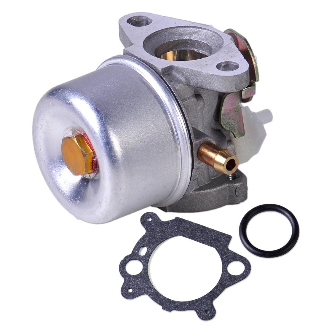 Nuevo carburador Carb Cortac/ésped 499059/con junta 799869/497586/792253/para Briggs Stratton.