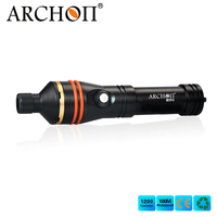 Cheap and hot sale Archon W17V-II D11V-II Diving Snoot Torch Photography Video Underwater Torch
