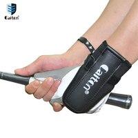 Caiton Golf Swing Training Aids Golf Wrist Posture Corrector With Velcro Straight Practice Wrist Brace Trainer