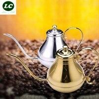 무료 배송 주전자 inox 주전자 스테인레스 스틸 주전자 커피 주전자 황금/실버 차가운 물 호텔/식당 사용