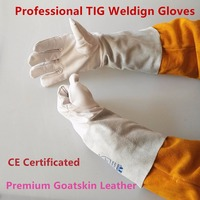 Wig-schweißen Handschuhe 14