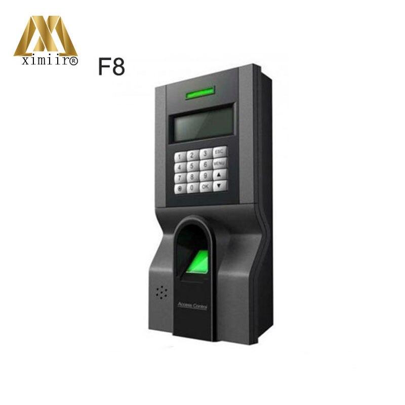 Linux система контроля доступа по отпечаткам пальцев и посещаемости времени TCP/IP или RS232 и RS485 устройство контроля доступа к отпечаткам пальцев... title=