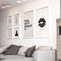 Nordic Canvas Art Print Poster Minimalism Wall Pictures For Home Decoration Wall Art Decor NOR4
