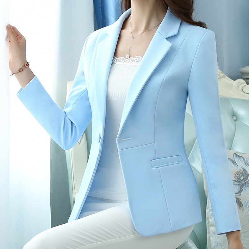 Big Size 5XL New Fashion High-quality Blazer Straight And Smooth Jacket Office Lady Style Coat Elegant Tops Formal Workwear