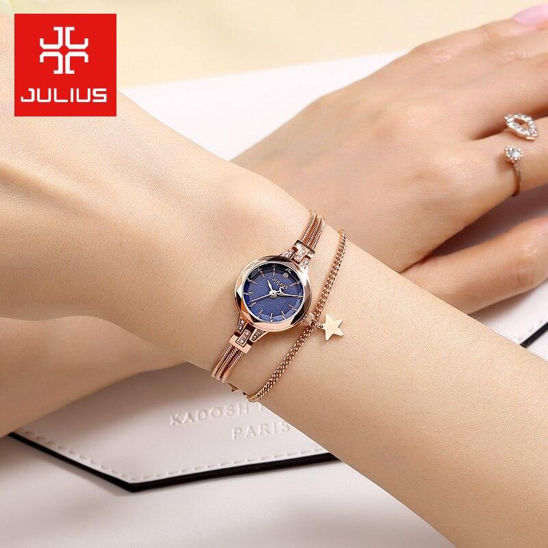 ФОТО New 5 Colors Bracelet Jewelry Watch Snake Chain Lady Women's Clock Fashion Hours Dress Business Girl Birthday Gift Box