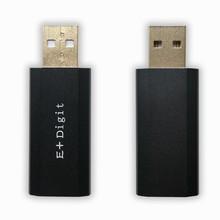 USB الخارجية الكمبيوتر الصوت بطاقة ES9018K2M المحمولة DAC فك الأذن مكبر للصوت حمى ايفي سماعة مكبر للصوت
