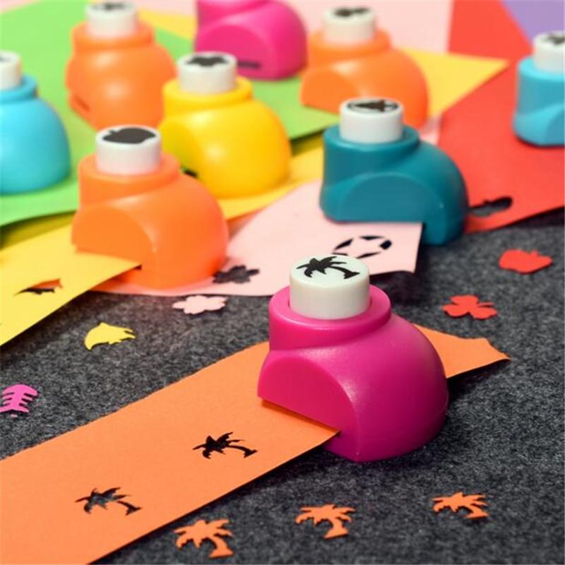 Hot Sale Mini Scrapbook Punches Handmade Cutter Flower Paper Punch