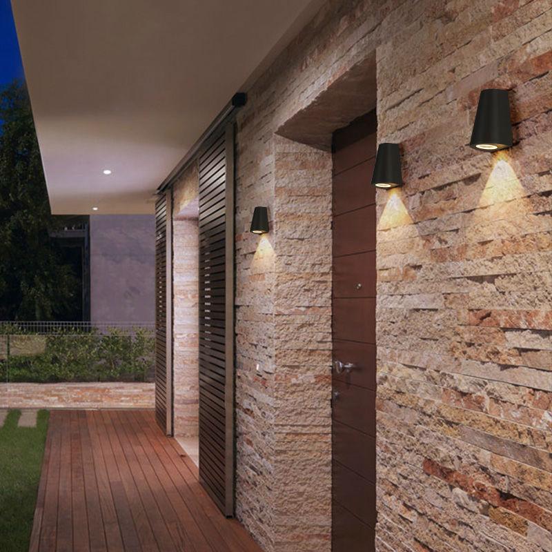 Modern LED wall light Porch lights Waterproof IP65 for bathroom ...