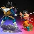 12 cm Anime Dragon Ball Z Goku Vegeta Limited Figuarts ZERO PVC Figura de Acción de Juguete Modelo de Regalo Fresco Con caja