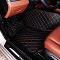 Esteira do assoalho do carro tapetes à prova d' água não-slip/mat pé para TOYOTA LAND CRUISER LC200 2016 Hyundai IX35 2009-2015 anos de carro tapetes