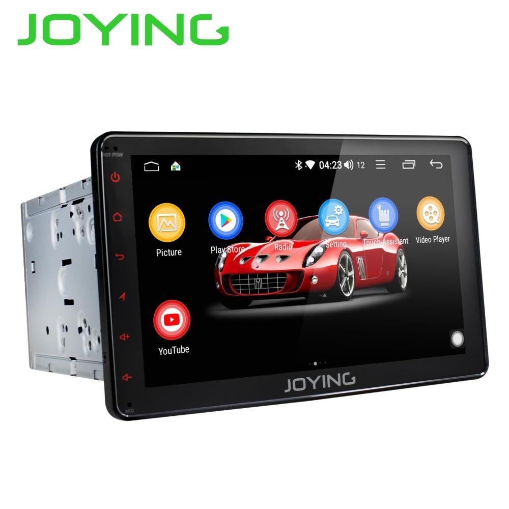 US $348 29 19% OFF|JOYING 2 Din 8'' Android 8 1 Intel GPS Navigator HD  Display Radio AudioTape Recorder WiFi Auto Head Unit Multimedia Player DSP  -in