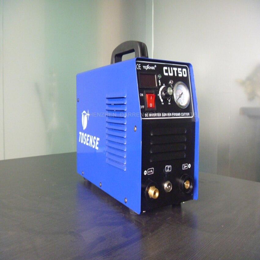 2 Sets Plasma Schneiden Maschine 50A CUT50 Inverter DC Air Plasma Cutter Mit Freies Schweißen Zubehör 220 V/110 V