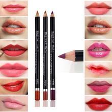 1 unid colorido delineador lápiz impermeable duradero maquillaje de labios stick suave para magical halo marca jan10 3 levert dropship