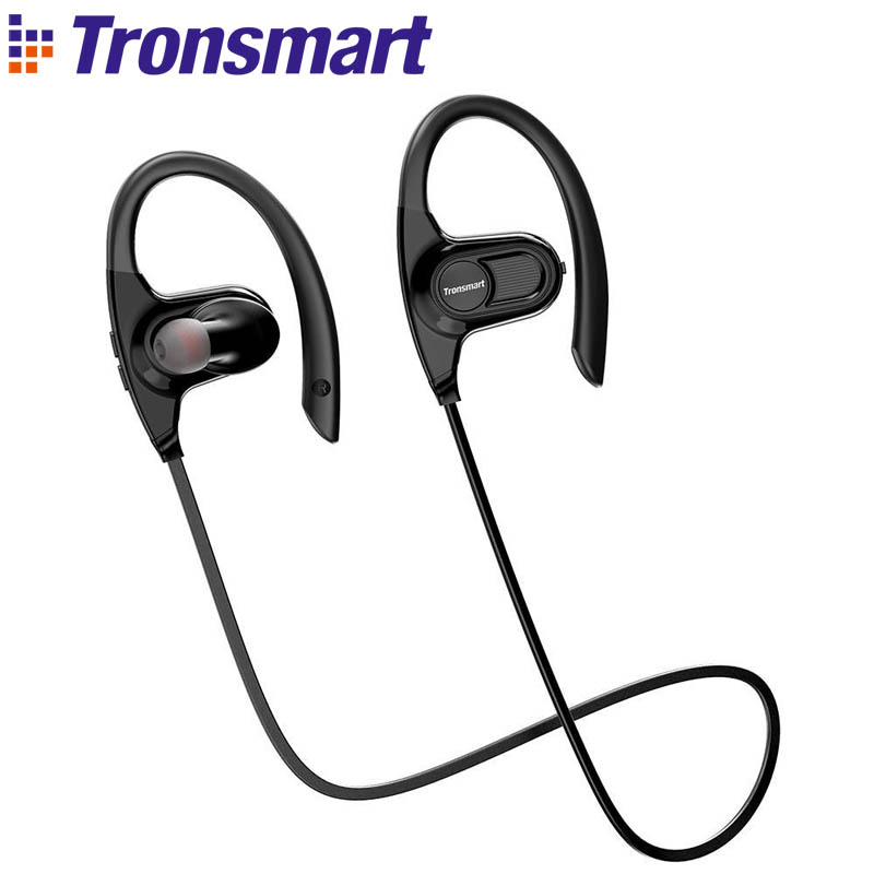 Tronsmart Encore Hydra Bluetooth 4.1 Headphones IPX7 Waterproof HiFi Wireless Earphone for IOS Android Xiaomi Smart Phones