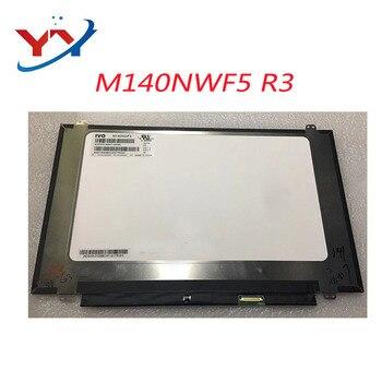 14'' FHD LCD LED Screen Display Panel Matrix M140NWF5 R3 NV140FHM-N62 V8.0 M140NWF5 R2 LP140WF7 SPC1 LP140WF8 SPP2