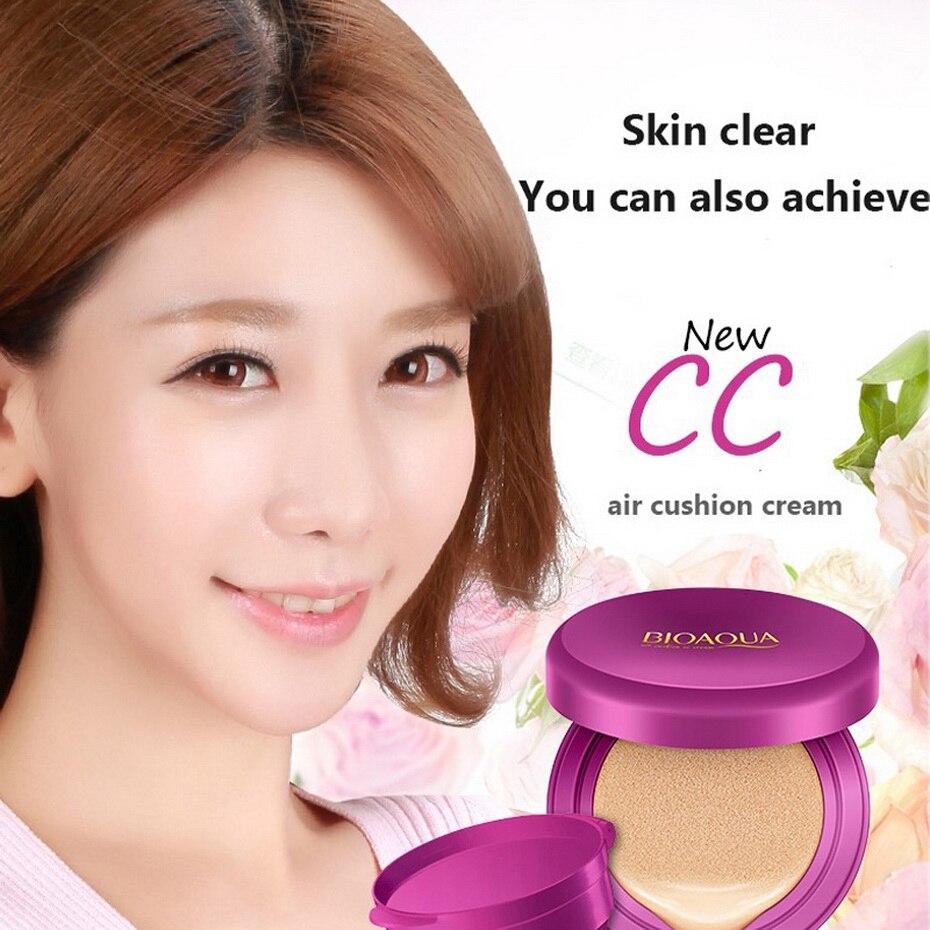 Sunscreen Air Cushion BB CC Cream Concealer Moisturizing