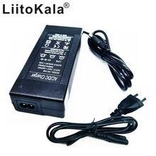 HK LiitoKala 48 V 2A chargeur 13 batterie série chargeur 54.6 V 2a courant Constant pression constante est pleine auto-stop
