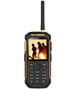 Image 2 - Russian Keyboard JEASUNG X6 UHF Walkie Talkie IP68 Rugged Mobile Phone waterproof 2500mah 2.4 Inch Dual SIM GSM card