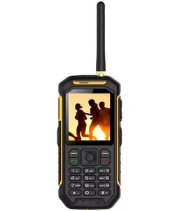 Image 2 - Teclado ruso JEASUNG X6 UHF Walkie Talkie IP68 robusto teléfono móvil impermeable 2500mah 2,4 pulgadas tarjeta Dual SIM GSM