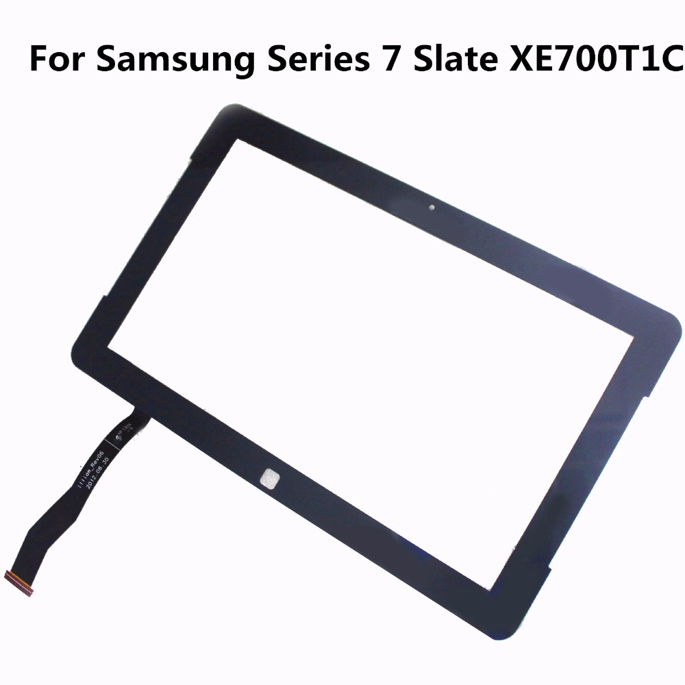 Original 11 6 Tablet Touch Panel For Samsung Series 7 Slate XE700T1C XE700 Touch Screen Digtiizer