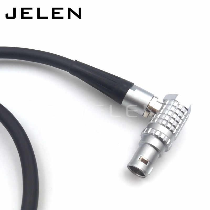 50 см красная линия светодиодный монитор камеры, локоть для головы, прямой, FGG.1B 16 контактный разъем для FHG.1B 16pin Разъемы разъем