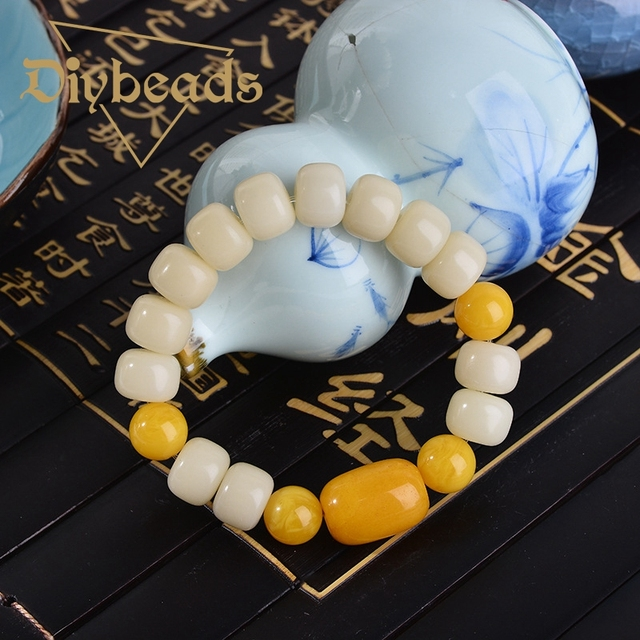 Fashion Pu Tizi With Beeswax Bracelet Natural Stone Lap Bracelets Jewelry Charm Beads Gifts Diybeads