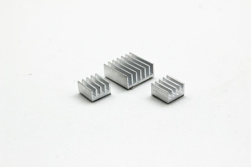 1000sets 3000pcs aluminum Heat Sinks For font b Raspberry b font font b Pi b