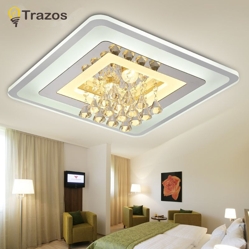 Modern Led Ceiling Lights For Indoor Lighting plafon led Square Ceiling Lamp Fixture For Living Room Bedroom Lamparas De Techo modern led ceiling lights for indoor lighting plafon led square ceiling lamp fixture for living room bedroom lamparas de techo