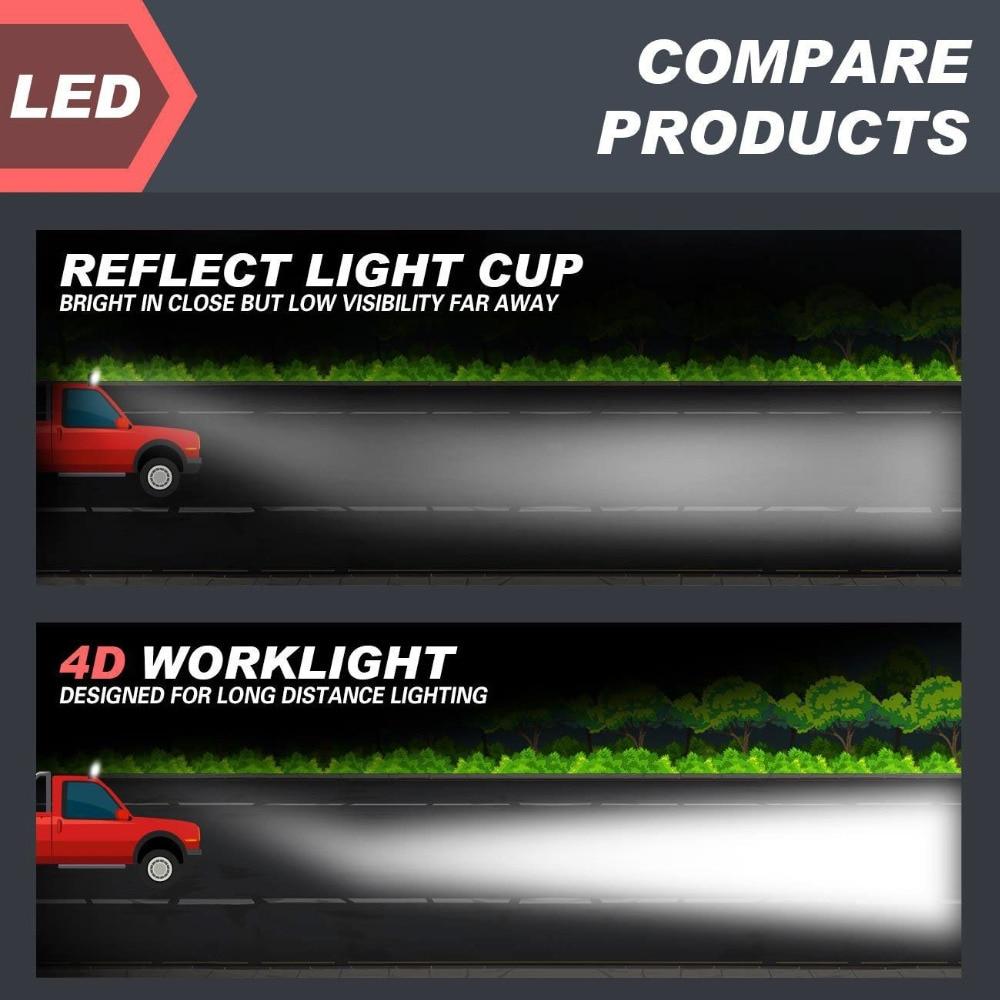 Car Led Light Bar 7\