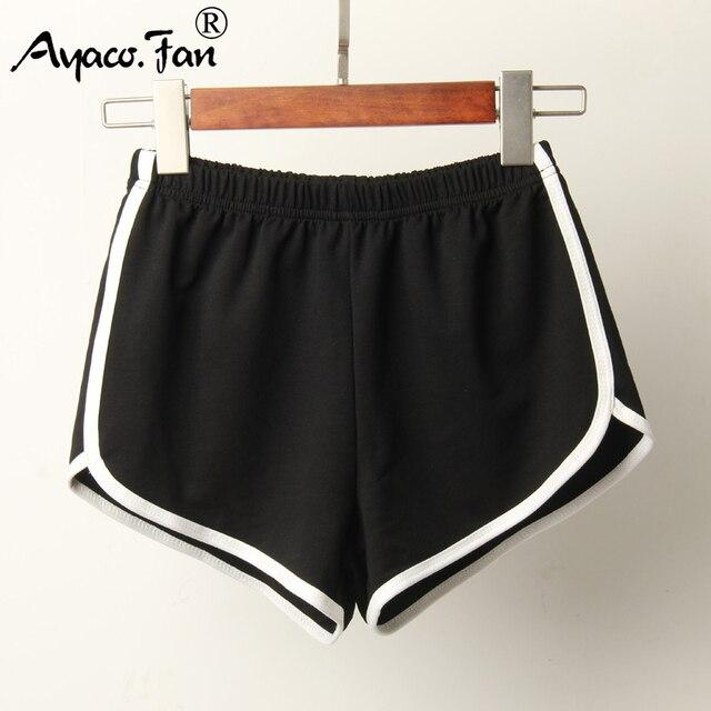 Sports Shorts Women Summer New Candy   4