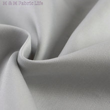 148cm white colors for promotion soft precision sateen anti-wrinkle cotton fabric trousers shirt suit coat textured