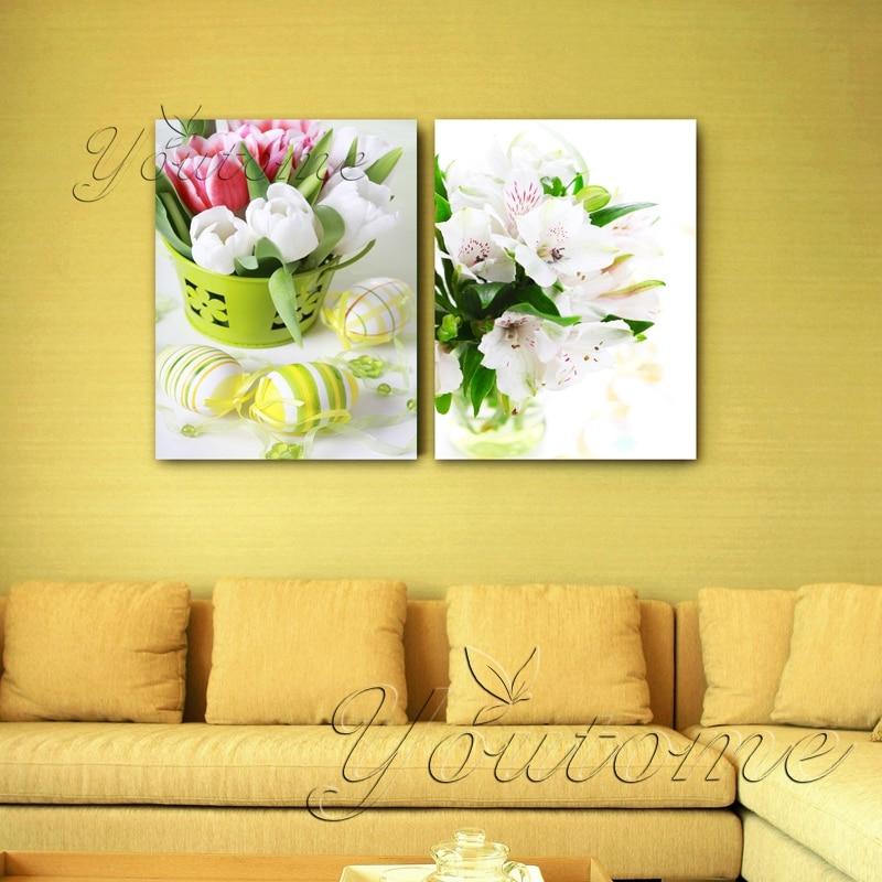 Great Wall Flower Art Pictures Inspiration - Wall Art Design ...