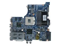 For hp 4320s 4321s 599518-001 Original laptop Motherboard for intel cpu HM57 HD 5430 non-integrated graphics 100% fully tested
