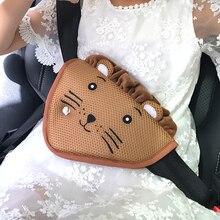 Dziecko dziecko trójkąt bezpieczeństwa ochrony brzucha regulacji pasów bezpieczeństwa fotelik samochodowy urządzenia regulacji pasa akcesoria do wnętrza samochodu