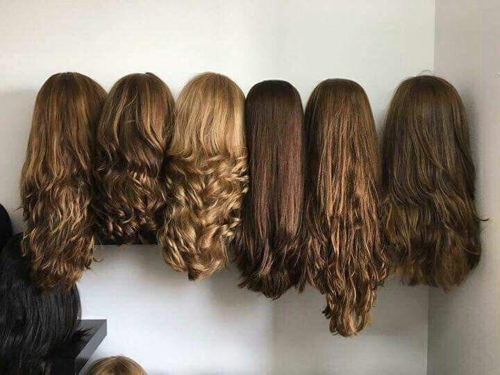 Tsingtaowigs наивысшего качества заказ Кошерный 2 шт. парики, еврейский парик Бесплатная доставка