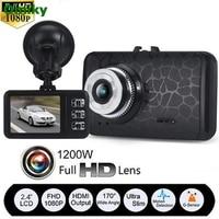 1080P HD CAR DVR G Sensor IR Night Vision Vehicle Video Camera Recorder Dash Cam