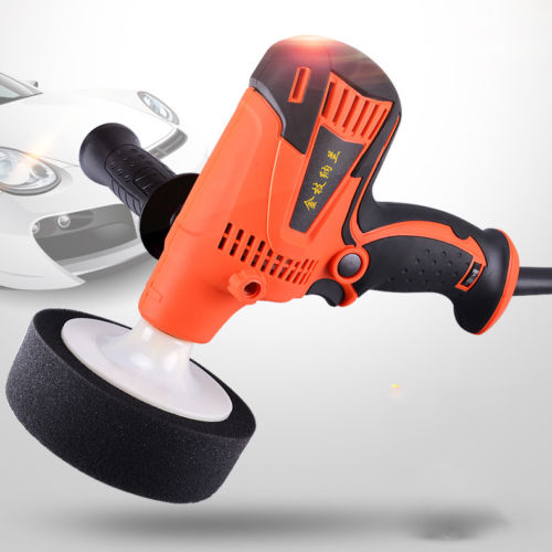 220V 800W Car Polisher Car Furniture Polishing Waxing Machine Adjustable-speed 12v rechargeable lithium electric polishing machine household adjustable speed car furniture polishing and polishing machine 1pc