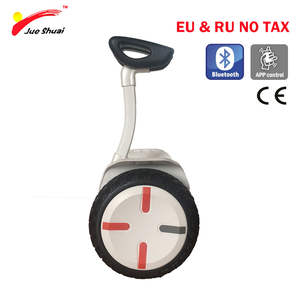 54V Electric Scooter 10 inch Two Fat Wheel Hoverboard Adult Scooter Electric Skateboard Electric Self Balancing Scooter volante