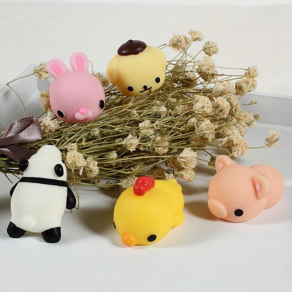 Perfumado Squishy Juguetes Animal de la Historieta Suave de Silicona - Nuevos juguetes y juegos - foto 3