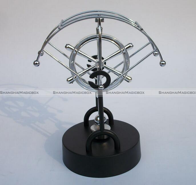 perpetual motion machine desk