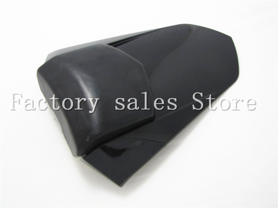 Black Motorcycle Solo Rear Passenger Pillion Seat cowl fairing Cover For Yamaha YZF R1 YZF-R1 YZFR1 2007-2008 07-08 07 08
